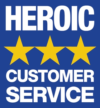 Heroic Customer Service